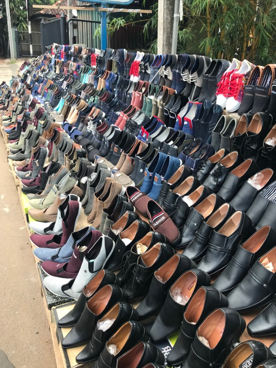 Shoes for sale in Negombo