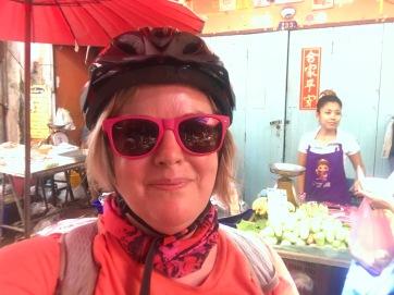 Back on the bike in Bangkok