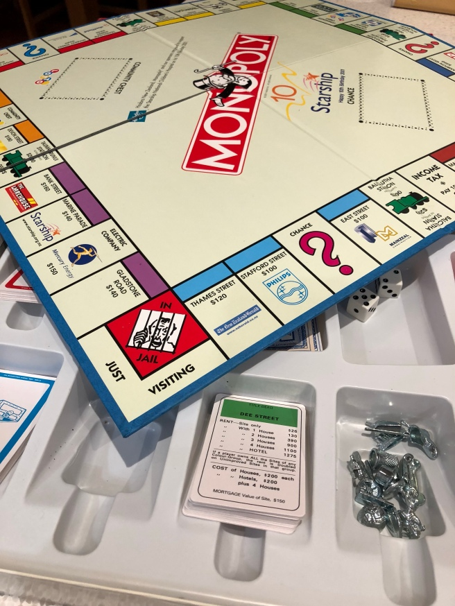 My own version of Monopoly has to helped me find out where all the streets actually are in NZ