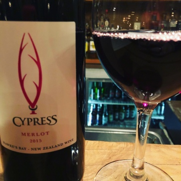 Cypress Merlot 2015