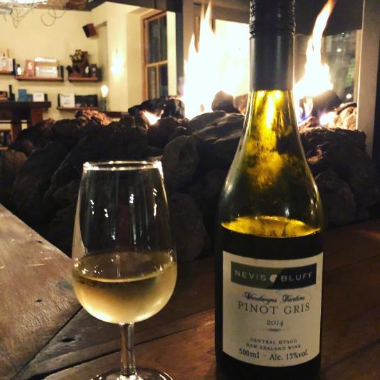 Nevis Bluff Vendanges Tardives Pinot Gris 2014