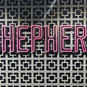 Shepherd in Wellington, a top restaurant