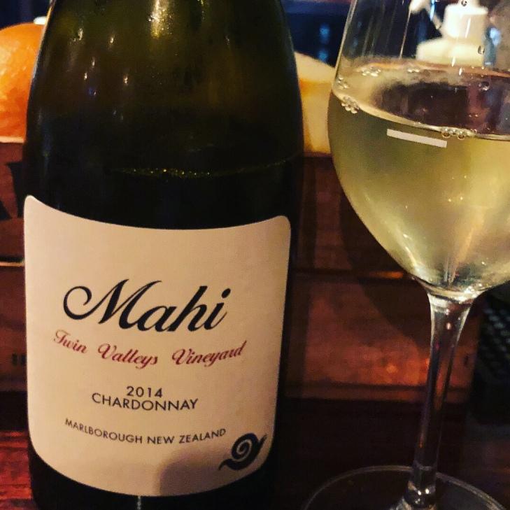 Mahi Chardonnay 2014