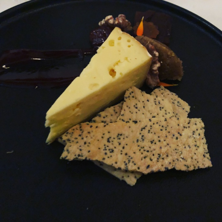 Tania smoked brie by Evansdale. Just try it!