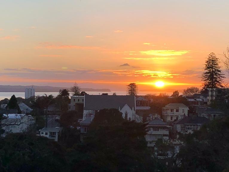 Sunrise number 8